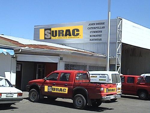 Repuestos Motor Diesel - Surac Osorno