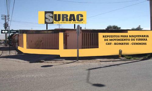 Repuestos Motor Diesel - Surac Calama