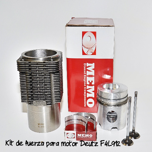Kit De Fuerza Motor Deutz
